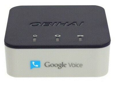 Obihai OBi200 VoIP Telephone Adapter with Google Voice & SIP ✔NEW✔