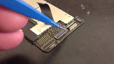 iPad 2 / 3 / 4 Digitizer Touch Screen FPC Connector Replacement Repair Service