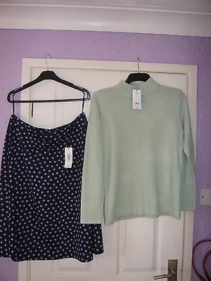 Bundle Of Ladies Clothes Size 14 - New With Tags