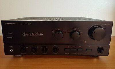Pioneer A-717 amplificatore integrato stereo reference series usato vintage