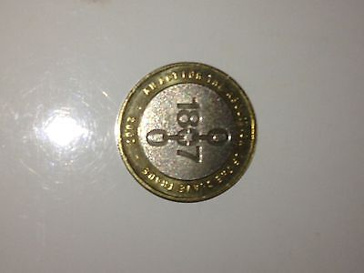 Abolition Of Slavery £2.00 Coin