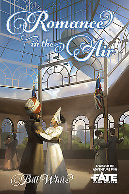 Fate Core Role Playing Game - Romance in the Air - RPG Supplement from Evil Hat