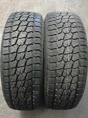 245/70 R16 Budget Tyres  1011T  XL  M+S  X2   *NEW*  Budget CHEAP 2457016 PAIR