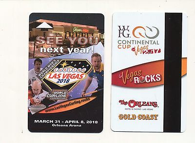 new issue--the ORLEANS / GOLD COAST----Las Vegas,NV-Room key
