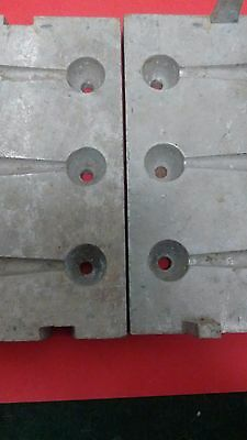 3 In 1 Sea Fishing Weight Mould For Round Ball Weights