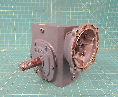 Boston Gear F72620B7G C-Face Right Angle Speed Reducer  20:1