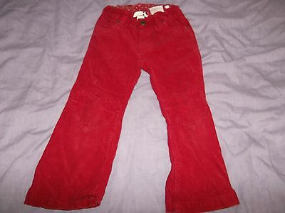 H & M Girls trousers 3-4 years