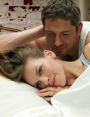 Hilary Swank and Gerard Butler UNSIGNED photo - H2894 - P.S. I Love You