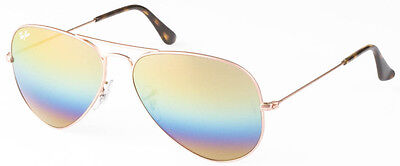 "RAY BAN RB 3025 9020/C4 Gr.58  AVIATOR ""LIMITED EDITION"" SONNENBRILLE NEU!"