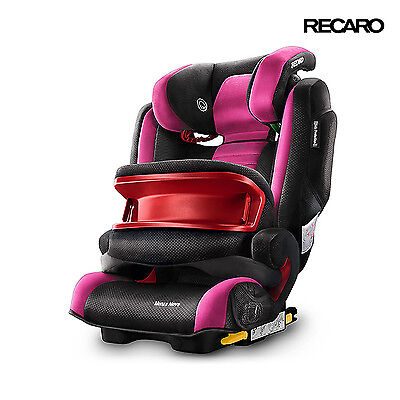 Recaro Monza Nova IS Pink Child Seat (9-36 kg) (20-80 lbs)