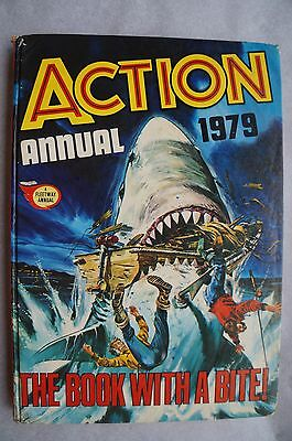 Action Annual - 1979 - 38 Years Old