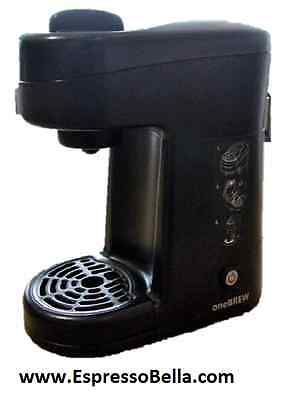 oneBREW Single Cup Brewer (K-Cup Compatible)