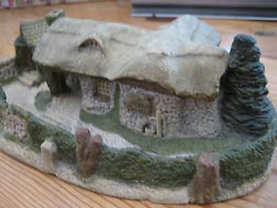 """David Winter Very Early Piece """"the Forge"""" Very Good Condition"""