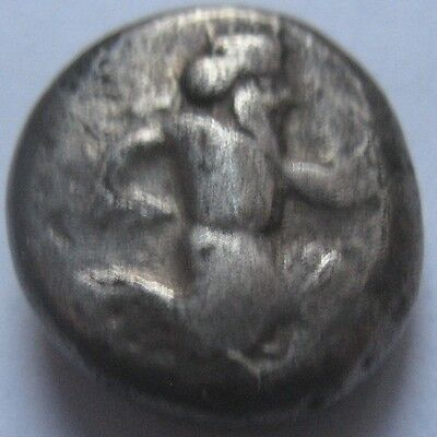 ACHAEMENID EMPIRE time to ARTAXEXRXES I and II SILVER SIGLOS