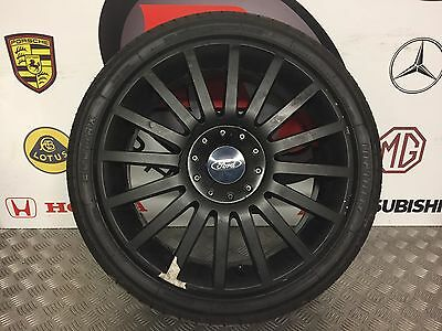"""Ford Mondeo St220 Mk3 Single 18"""" Alloy  Wheel With Tyre 225/40/18"""