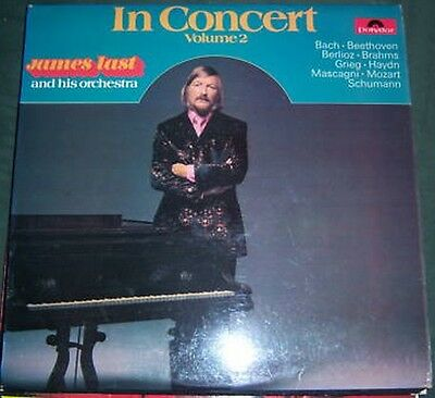 James Last And His Orchestra*-In Concert Volume 2 LP-Polydor, 2371 320, 1973, 10