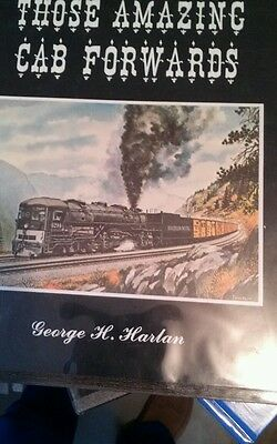 Those Amazing Cab Forwards by George H. Harlan