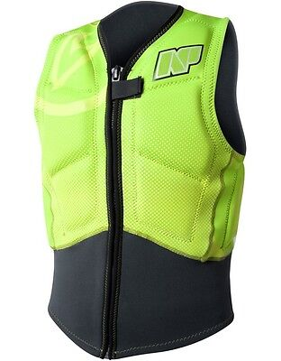 143704-0 NP Impact Front Zip Vest 2017 - Shipping Europe Free