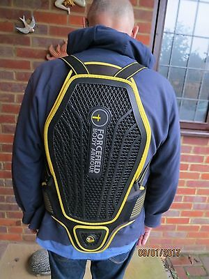 Forcefield Body Armour Pro L2K Evo Motorcycle Back Protector