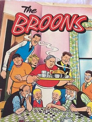 1992 The Broons Annual
