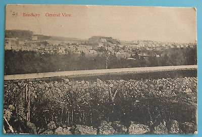 ADELPHI SERIES Postcard 1905 GENERAL VIEW BANCHORY KINCARDINESHIRE SCOTLAND
