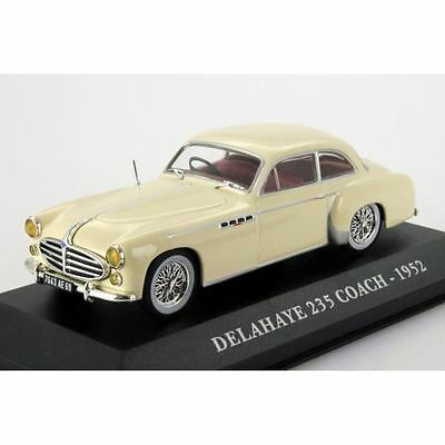 Rare 1/43 Delahaye 235 Coupe Cobra Editions Nuilly Sur Siene