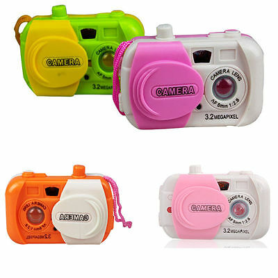 Colorful Kids Baby Learning Study Camera Take Photo Educational Toys Gift