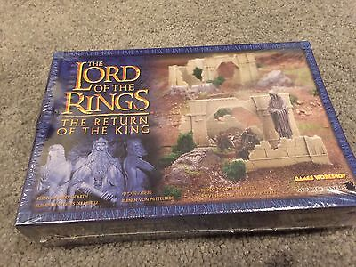 GW Lord Of The Rings Ruins Of Middle Earth Strategy Battle Game - Factory Sealed