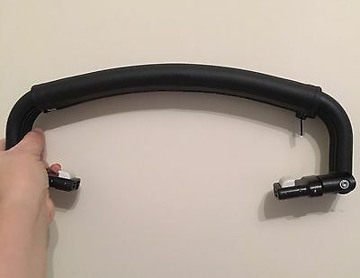 Bugaboo  Cameleon 3 Handle And Bumper Bar Faux Leatherette Covers