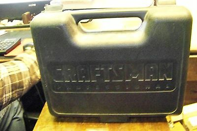 Craftsman 310279960 Drill Parts ~ carry case