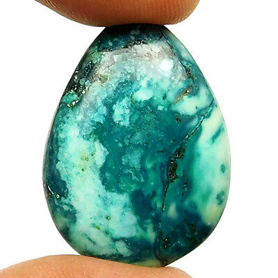 31.05 cts Natural Beautiful Quality Turquoise Fancy Loose Cabochon Gemstone