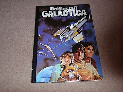 Vintage Battlestar Galactica Annual, Hardback by Grandreams