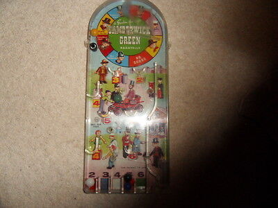 Camberwick Green bagatelle Marx 1970's 14 inches full working order