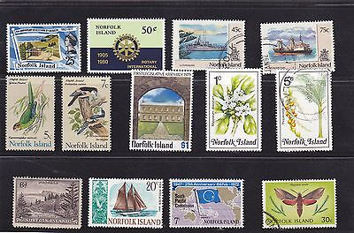 Stamps of Norfolk Is
