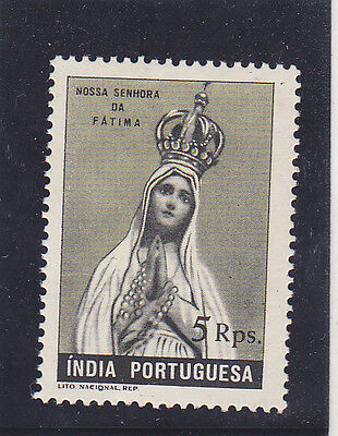 Stamp of Portuguse India.