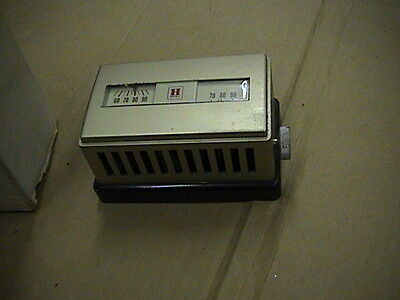 Honeywell T473B 1069 1 Heavy Duty Cooling Thermostat