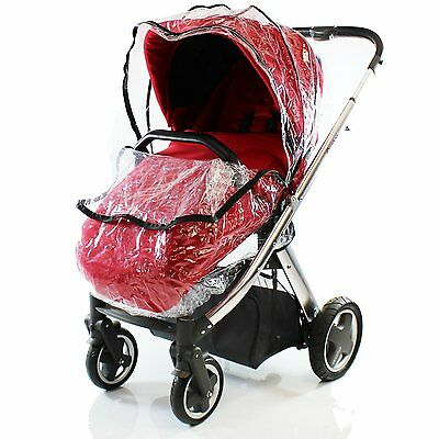 Raincover for Baby Style Oyster Pram Pushchair Rain Cover