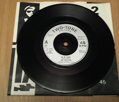 """The Selecter 7 """" single. On my radio ( near mint condition )"""