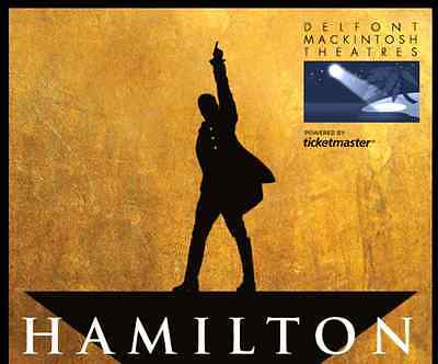 Hamilton London tickets PRIORITY BOOKING CODE for Jan 16 presale Victoria Palace
