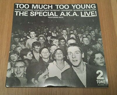 """The Special A.K.A. To much to young Live ep 7"""""""