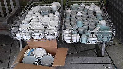 Woods Ware Bery , Dudson , Steelite Mayfair Cups and Saucers