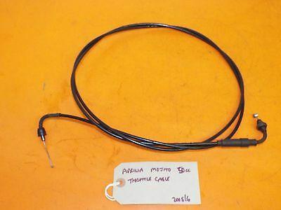 Aprilia Mojito 50cc 2005/6 Throttle Cable