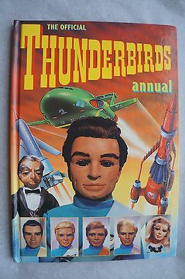 The Official Thunderbirds Annual - 1992 - 25 Years Old by Gerry Anderson
