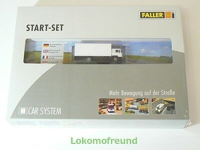 Faller H0 161505, Car System Start-Set LKW MAN, neu, OVP