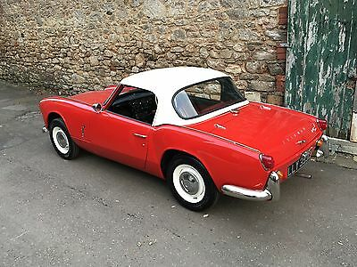 1966 Triumph Spitfire Matching Numbers & beautifully Restored.     Classic Cars