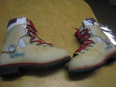 KOFLACH Men's CLIMBING Mountaineering WINTER SNOW BOOTS HARD SHELL  US Size 8.5