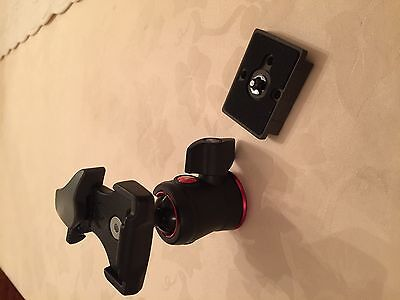 Manfrotto ball and socket head for tripod