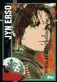 Topps Star Wars Rogue One No 74 Jyn Erso Trading Card Comb P&p