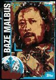 Topps Star Wars Rogue One No 78 Baze Malbus Trading Card Comb P&p