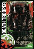 Topps Star Wars Rogue One No 83 Death Trooper Trading Card Comb P&p